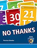 Mayfair Games No Thanks Card Game (Multi-Colour)