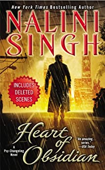 Heart of Obsidian: A Psy-Changeling Novel (Psy/Changeling Series Book 12) (English Edition) von [Singh, Nalini]