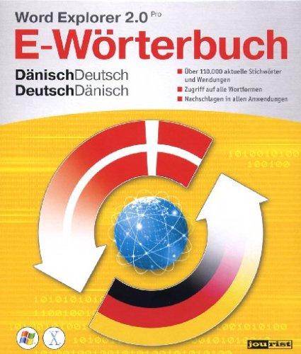 Word Explorer 2.0 Pro Dänisch/Deutsch, Deutsch/Dänisch