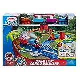 Thomas & Friends GLL14 Trackmaster Thomas & Nia Cargo Juego de Entrega
