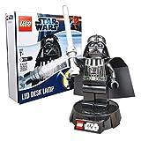 Lego Led - LG0LP2B - Star Wars - Lampe de Bureau Dark Vador