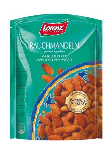 Preisvergleich Produktbild Lorenz Snack World Rauch-Mandeln ,  2er Pack (2 x 100 g)