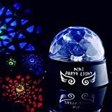 [ Kostenlose Lieferung - 7-12 Tage] Party LED Licht Colorful Rotating tragbare Mini DJ Disco Bühnenbeleuchtung BML® // Party LED Light Colorful Rotating Mini Portable DJ Disco Stage Lighting