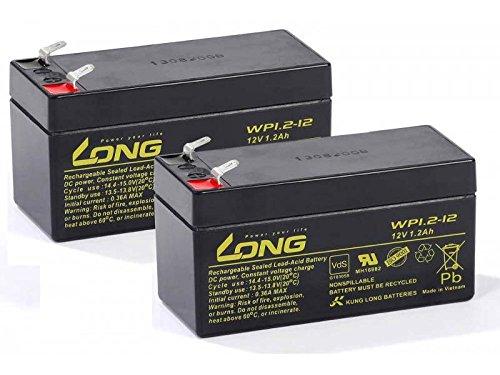 Preisvergleich Produktbild Akku kompatibel RZN 4402-KS V2 Rauchabzugszentrale RWA Anlage DAC 4402-KS V2 VdS