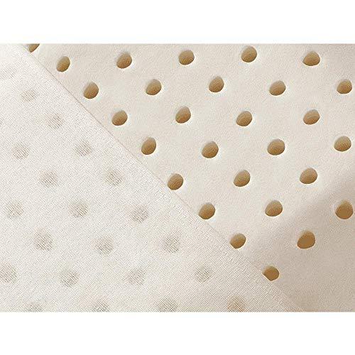 OREILLER LATEX BÉBÉ 30x50 cm MULTI-PERFORÉ & ALVÉOLÉ Anti-Acariens & Hypoallergénique  - HOUSSE détachable en 100% COTON ... 8