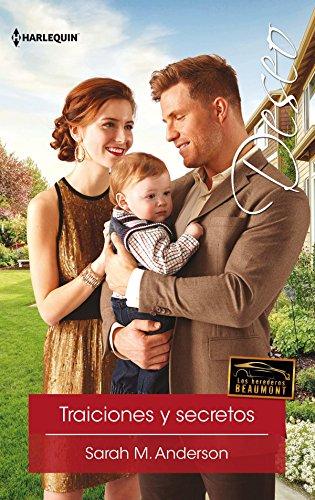 Traiciones y secretos: Los herederos Beaumont (4) (Miniserie Deseo) eBook: Sarah M. Anderson: Amazon.es: Tienda Kindle