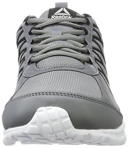 Homme Reebok Noir 2 Argent Running Noir Blanc Noir Running De Chaussures 0 67bb5e