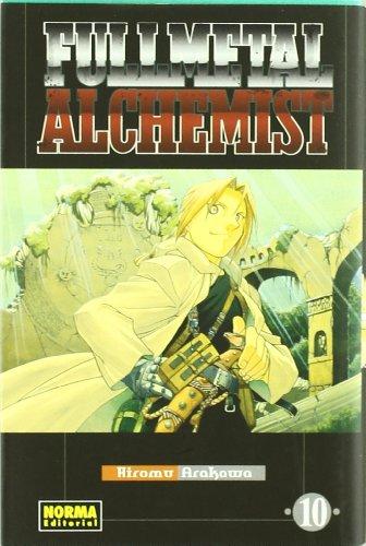 Fullmetal Alchemist 10 Cover Image