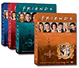 Friends: Complete First Four Seasons [DVD] [1995] [Region 1] [US Import] [NTSC]