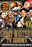 50 Great Western TV Shows [DVD] [Region 1] [US Import] [NTSC]