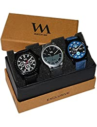Watch Me Watches For Men Stylish Watches Men's Watch For Men Formal Watch For Mens Branded Watches Boys New Model... - B0784KBVY1