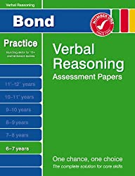 Bond Starter Papers in Verbal Reasoning 6-7 years (Bond Assessment Papers)