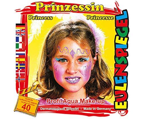Für Face - Prinzessin, Eulenspiegel, EU 204221 ()