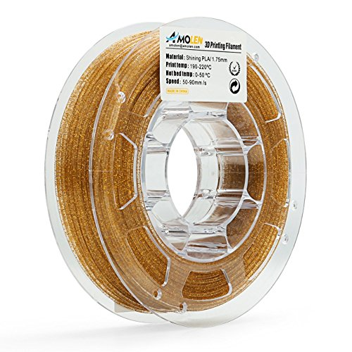 AMOLEN-PLA-Imprimante-3D-Filament-Speckle-Shining-175mm-225G-003-mm-Matriaux-dimpression-3D-en-filament-comprend-des-chantillons-de-Filament