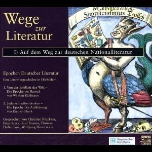 Wege zur Literatur, Audio-CDs, Auf dem Weg zur deutschen Nationalliteratur, Barock und Aufklärung, 3 Audio-CDs