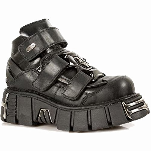 New Rock M.285-S1 Black