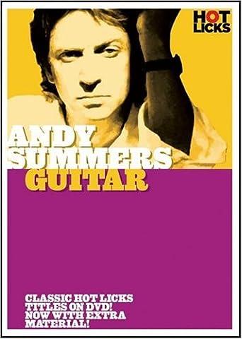 Hot Licks: Andy Summers - Guitar [DVD] [Region 1] [NTSC]