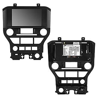 Auto-GPS-Spieler-8720P-Auto-GPS-Navigations-Multimedia-Player-fr-Mustang-2015-2017