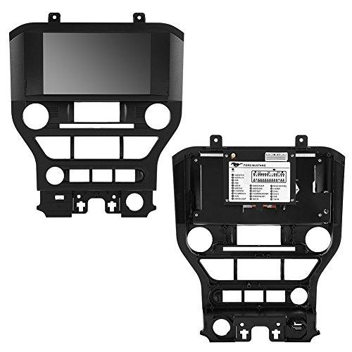 "Auto GPS Spieler, 8""720P Auto GPS Navigations Multimedia Player für Mustang 2015-2017"