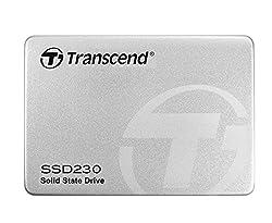 Transcend TS128GSSD230S Information 128GB 3D TLC SATA III 6GB/S 2.5 Solid State Drive 230 2.5