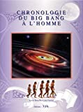 Chronologie du Big Bang à l'homme