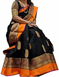 Kanchan Silk Saree (New Collection 2018 Sarees For Women Party Wear Offer Designe R Sarees For Women Latest Design...
