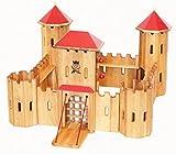 Unbekannt 931-240 Ritterburg aus Holz Burg Fa. Drewart