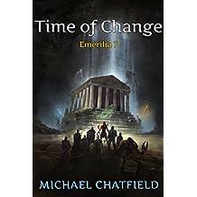 Time of Change (Emerilia Book 7) (English Edition)