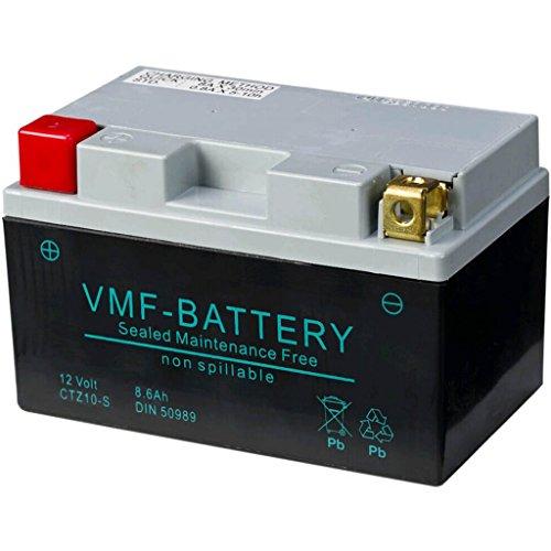 VMF Powersport Batteria AGM 12 V 8,6 Ah FA YTZ10-S