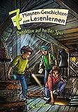Leselöwen - Das Original - 7-Minuten-Geschichten zum Lesenlernen - Detektive