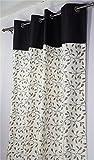 Thuhil home linen 300 TC Cotton Door Cur...
