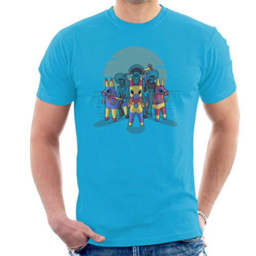 Bandits Men's T-Shirt (Cinco De Mayo Spiele)