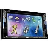 JVC KW-V220BT Autoradio Noir