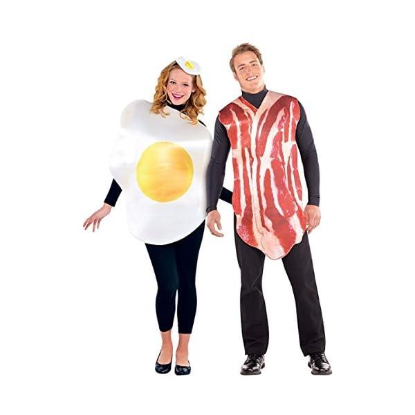 Kostume Fasching Verkleidung Breakfast Spiegelei Und Speck Das