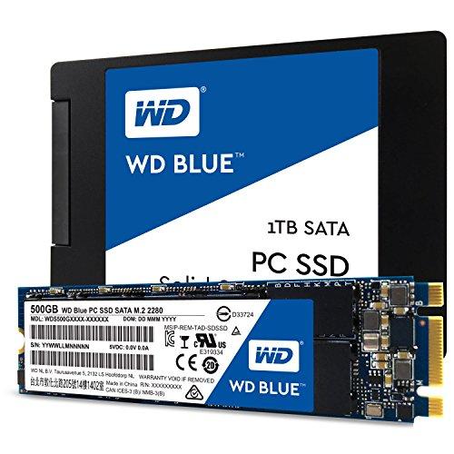 Western Digital WDS500G1B0B PCC Solid State Drive (500 GB) - 6