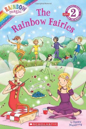 Scholastic Reader Level 2: Rainbow Magic: Rainbow Fairies: The Rainbow Fairies (Rainbow Magic: Scholastic Readers, Level 2) por Daisy Meadows