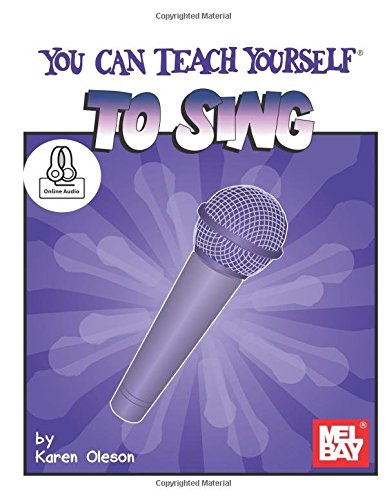 Karen Oleson: You Can Teach Yourself to Sing (Book/Online Audio) +Telechargement