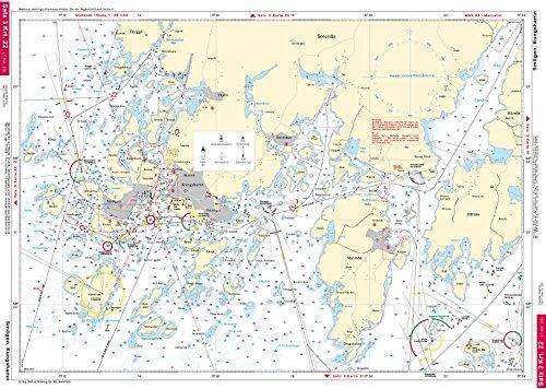 Sportbootkarten Satz 3: Westküste Schweden (Ausgabe 2016/2017): Strömstad bis Kullen: Alle Infos bei Amazon