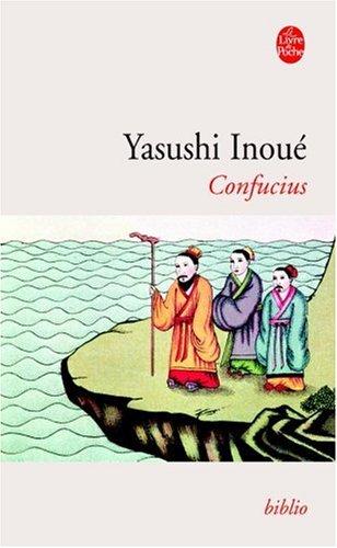 Confucius par Yasushi Inoué