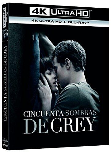Foto de Cincuenta Sombras De Grey (4K UHD + BD) [Blu-ray]