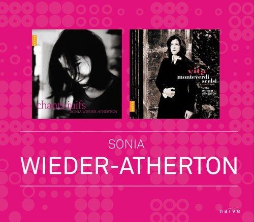 Naive 15th Anniversary Limited Editions: Sonia Wieder-Atherton (Jewish Songs, Vita: Monteverdi, Scelsi) by Sonia Wieder-Atherton