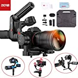 Zhiyun WEEBILL LAB 3-Achsen Stabilisator Gimbal 3KG Payload for Mirrorless Cameras Canon Sony Nikon Panasonic, Wireless Image Transmission,ViaTouch Kontrollsystem