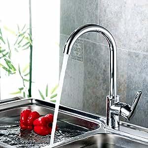 wawzj robinet de cuisine cuisine robinet tout bain froid cuivre chaud couler lavabo robinet. Black Bedroom Furniture Sets. Home Design Ideas