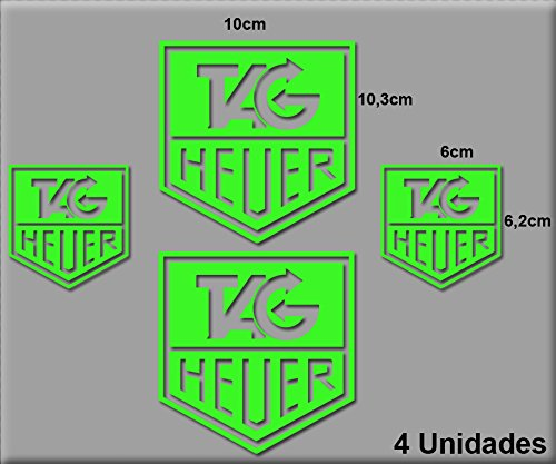 pegatinas-tag-heuer-clock-r68-vinilo-adesivi-decal-aufkleber-stickers-car-voiture-sport-racing-verde