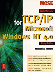 McSe Rapid Review for Tcp/Ip Microsoft Windows Nt 4.0: Study Guides