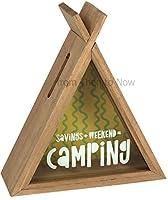 Ideali per il vostro prossimo viaggio in campeggio in stile, con uno di questi fantastici salvadanai, mentre aggiungendo un tocco di eleganza al tuo arredamento. Questo farà un regalo perfetto per chi ama i grandi spazi aperti, o andare a con...