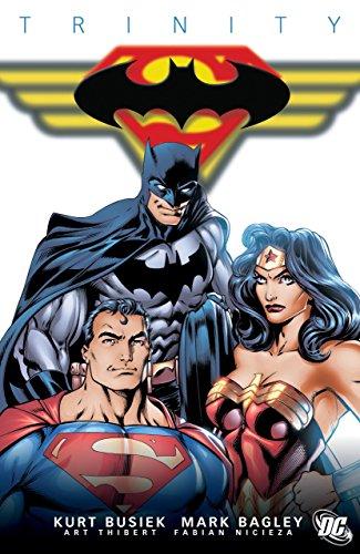 Trinity TP Vol 02 (Trinity (DC Comics)) by Scott McDaniel (Artist), Mark Bagley (Artist), Tom Derenick (Artist), (28-Aug-2009) Paperback