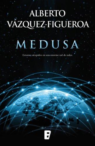 Medusa por Alberto Vázquez-Figueroa