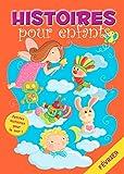 28 histoires à lire avant de dormir en février: Petites histoires pour le soir (Histoires avant d'aller dormir) (French Edition)