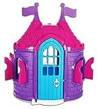 Spielhaus Kinderspielhaus Gartenhaus Kinderhaus für drinnen und Draußen Prinzessin Schloss Castle